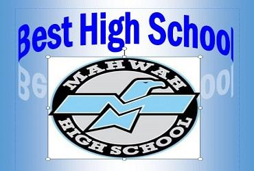 Congratulations -Mahwah High School ranked 66th in NJ and 12th in Bergen  County in list