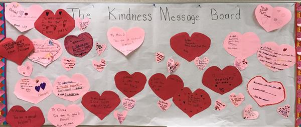 Kindness Message Board