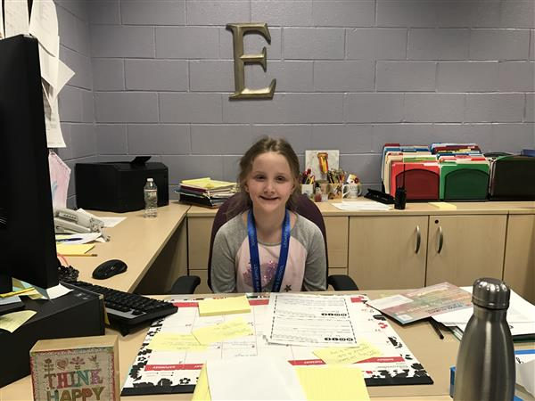 Vice Principal of the Day