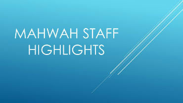 Staff Highlights