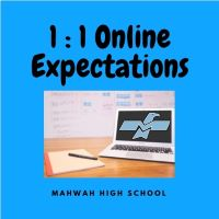 1:1 Online Expectations for Students