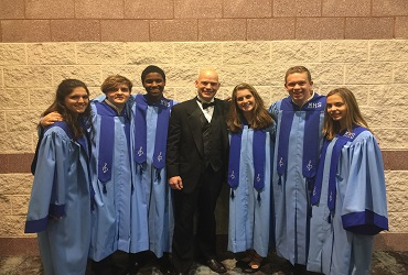 Congratulations NJ All-State Mixed Choir Vocalists