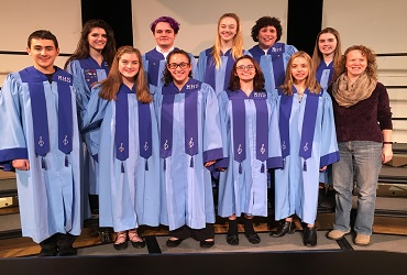 Congratulations All North Jersey Region 1 Chorus Vocalists