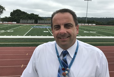 Mr. Pelletier named 2017 Bergen County Athletic Director of the Year