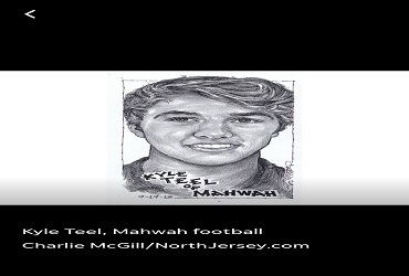 MHS North Jersey Athlete of the Week